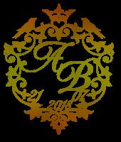 Фамильный герб с птичками